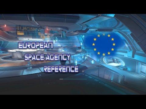Mass Effect: Andromeda - European Space Agency (ESA) Reference