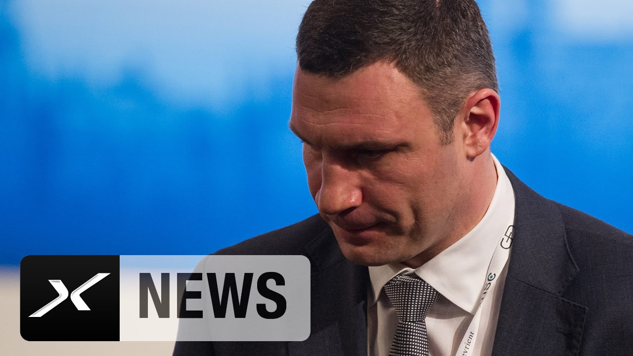 Vitali Fancied It Anthony Joshua Nearly Came To Blows With Older