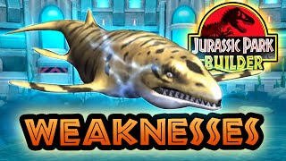 Jurassic Park Builder: Tournament: Weaknesses and Fast Bucks HD