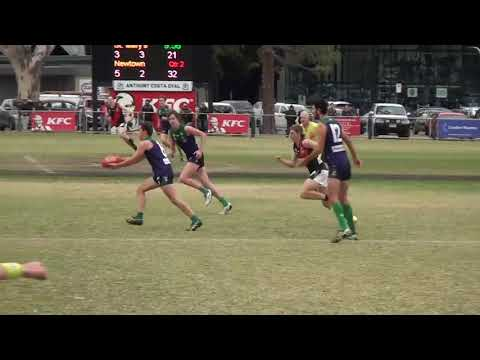 Rd 3   St Marys vs Newtown CB