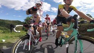 GoPro: Tour de France 2017 - Stage 15 Highlight