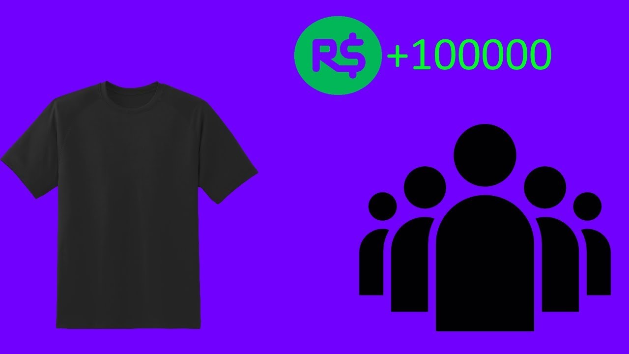 Roblox Tutorial How To Make A Group T Shirt Youtube