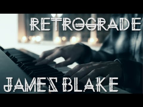 James Blake Retrograde Yeti Tactics Youtube
