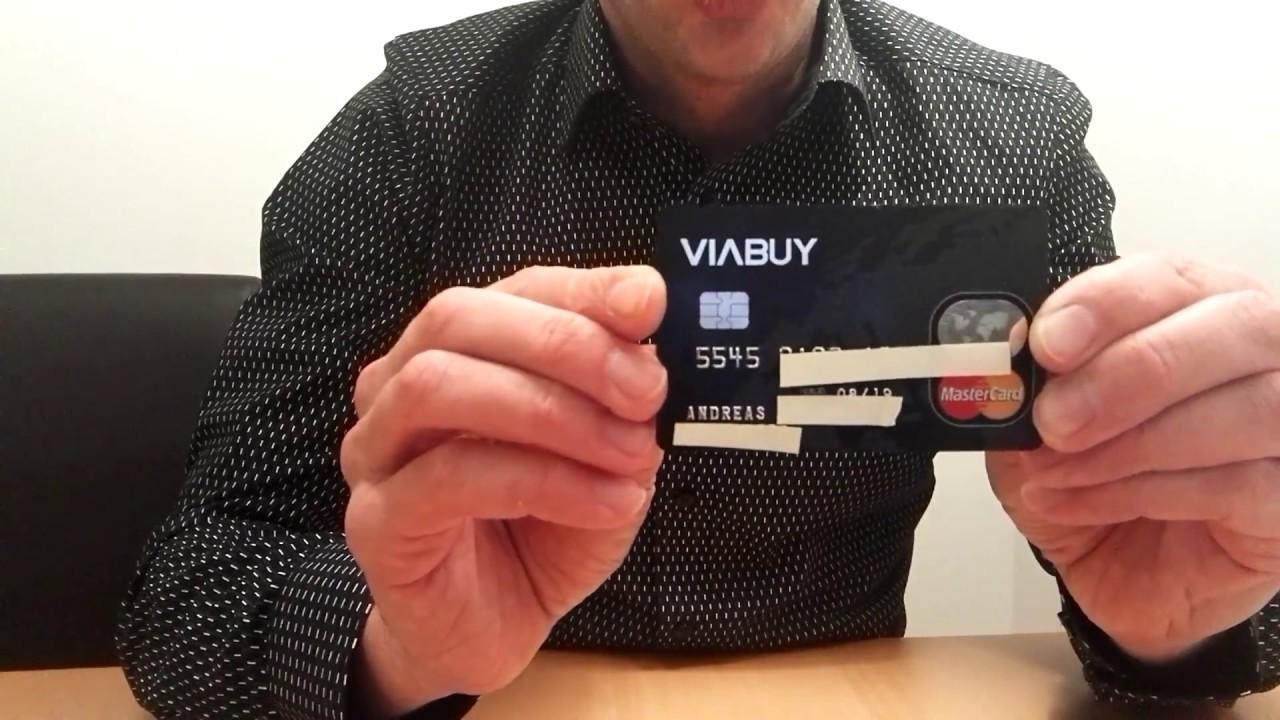 Viabuy Prepaid Mastercard Limit