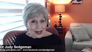 Dr.  Judy Sedgeman on Insightful Conversations with Del Adey-Jones