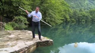 البحيرة السماوية القوقازية عميقة وأسرارها أعمق