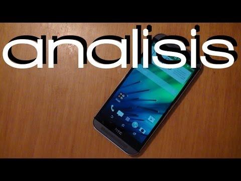 HTC One M8 - Analisis completo EN ESPAÑOL