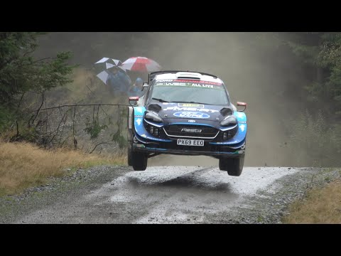 WRC Wales Rally GB - 2019