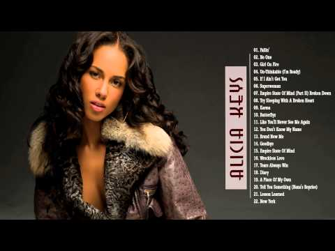 Alicia Keys : Greatest Hits  The Best Album of Alicia Keys