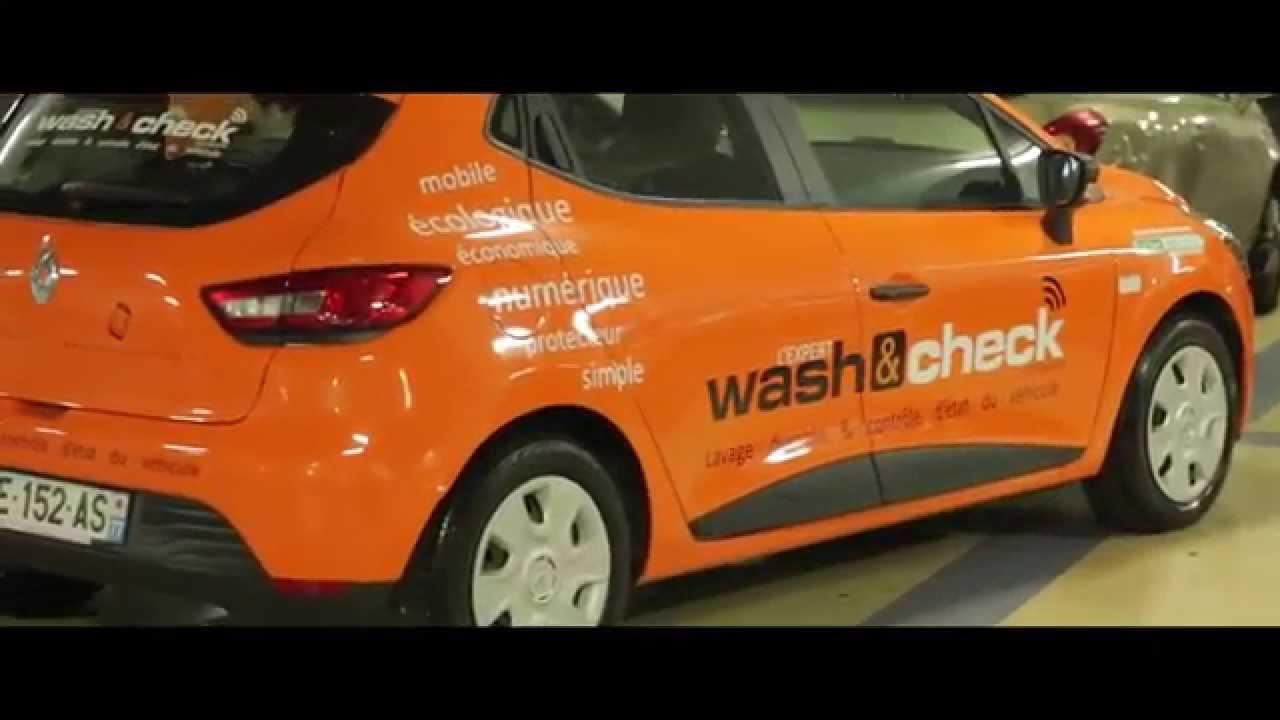 La franchise Wash&Check ouvre une nouvelle agence au Mans