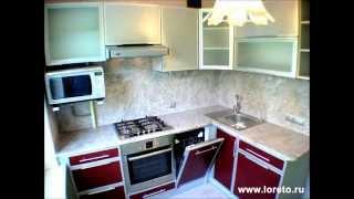 видео кухни для хрущевок