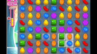Candy Crush Saga Level 505 2 stars NO BOOSTERS