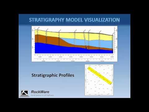 (RWW 12) RockWorks: Borehole Manager - Stratigraphy Modeling (RockWorks15 Webinar)