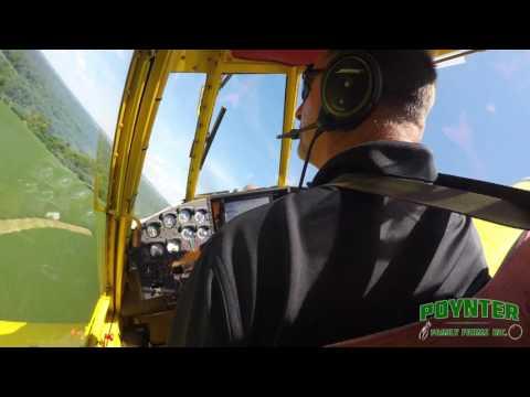 Atlantic Ag Aviation Crop Dusting | Poynter Family Farms