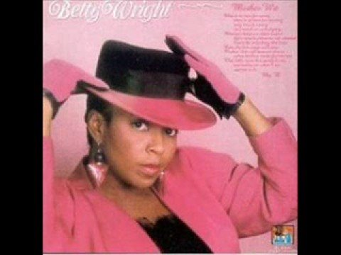Betty Wright - Queen of Whistle Register?