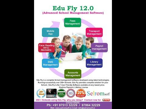 School Software Demo - YouTube