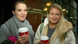 Hristiyanlar Starbucks'ı protesto etti
