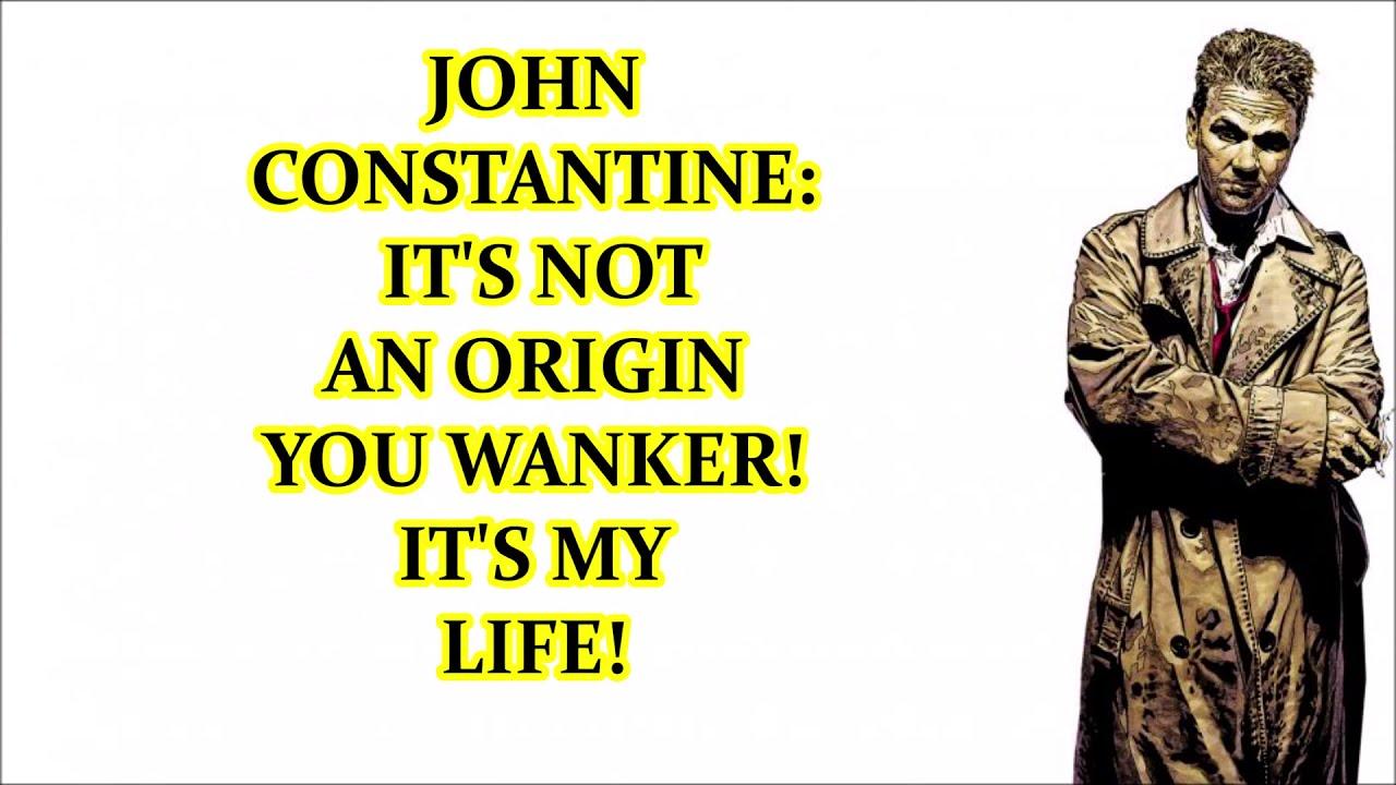 Download John Constantine The Drunken Magician - Comic Book Origins