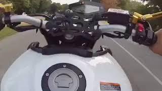 Video top de uns dos integrantes do grupo United Moto Club