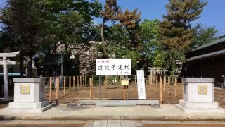 馬橋王子神社---千葉県松戸市