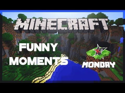 Minecraft Monday Funny Moments - ft. PewDiePie, Ninja, James Charles, MrBeast thumbnail