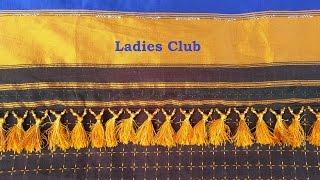 Download Video How to Make Saree Kuchu/Tassels using Beads Design - 4 I Detailed Tutorial..!! MP3 3GP MP4