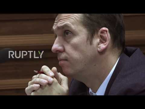 Ukraine: Yanukovych testifies at Maidan protest shootings trial