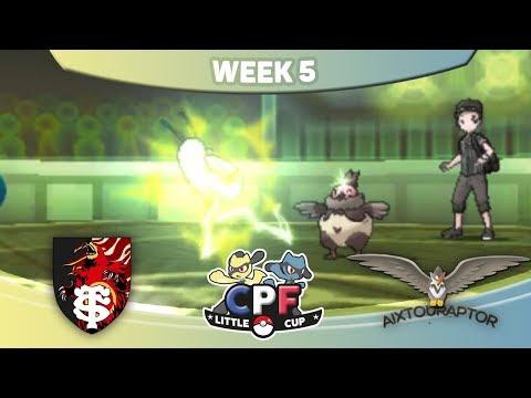 [CPF-LC Split 2] Semaine 5-  STADE TOULOURSARING vs AIXTOURAPTORS !