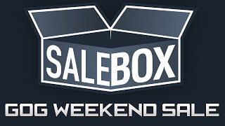 Salebox - TotalBiscuit Picks the GOG Weekend Sale