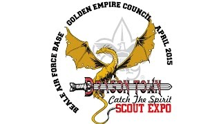 2015 Golden Empire Scout Expo (Arena Intro Video)
