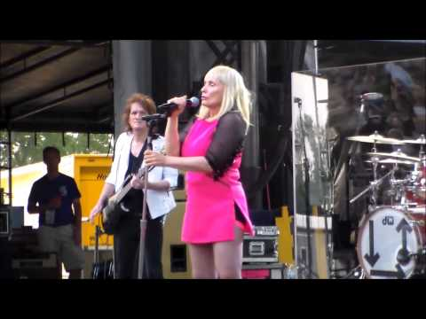 Blondie- Heart of Glass- LIVE 7/3/15