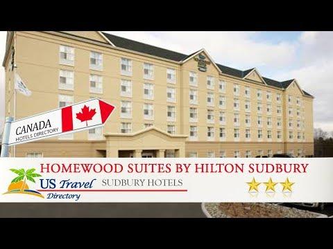 Homewood Suites By Hilton Sudbury - Sudbury Hotels, Canada