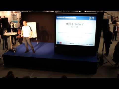 Iværksættermesse i Køge med Martin Thorborg - Del 3