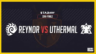 Reynor vs uThermal SEMI FINALS [ZvT] DFY Star League Season 1 - Starcraft 2