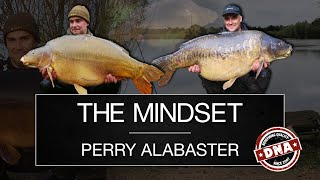 ***CARP FISHING*** THE MINDSET, PERRY ALABASTER – DNA BAITS