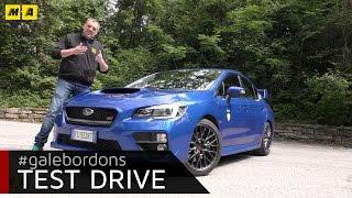 Subaru WRX STI | Test drive #AMboxing