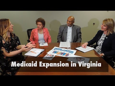 Medicaid Expansion in Virginia