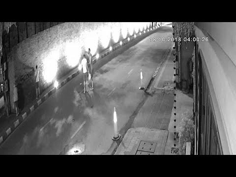 سائحان يواجهان السجن بسبب رسم -غرافيتي- على حائط بتايلاند…  - نشر قبل 15 دقيقة