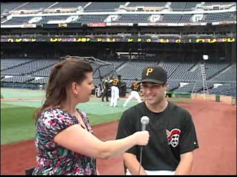 Pittsburgh Pirates Neil Walker