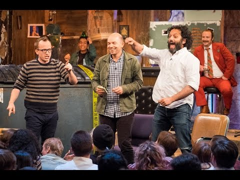 "S2E9: Paul Scheer & Jason Mantzoukas in ""One Man's Trash"""