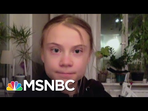 Greta Thunberg Says 'Time Will Tell' If Biden Administration Fulfills Promises On Climate Change