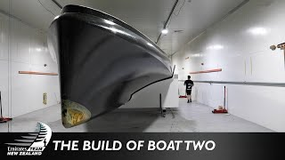 The Build of Boat Two