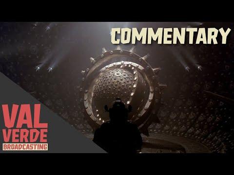 Event Horizon Commentary