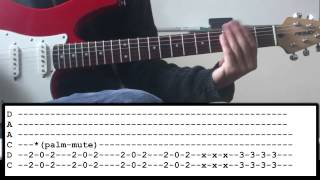 Download Video Asking Alexandria - I Won't Give In - Guitar Lesson MP3 3GP MP4