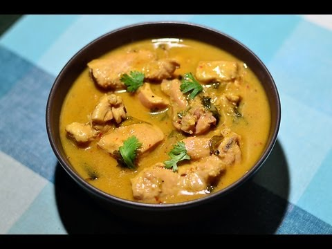 Chicken Curry In Coconut Milk | Chicken Recipes - YouTube