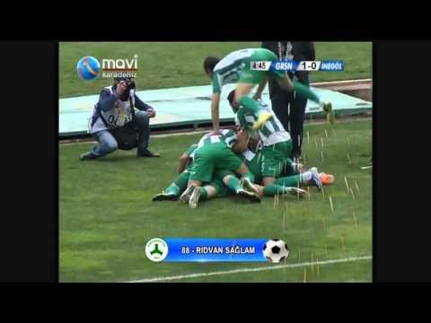 Şampiyon Giresunspor Klibi - Mavi Karadeniz