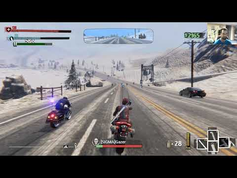 playing a revamped version of my favorite childhood game Road Redemption |