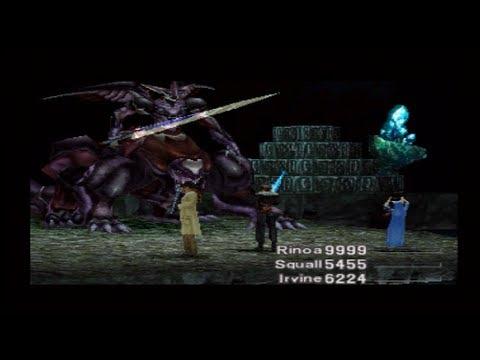 Final Fantasy VIII walkthrough - Part 51: Deep Sea Research Center (Ultima Weapon)