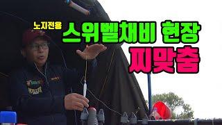 가온[붕어낚시채비]Ver21.스위벨채비 현장 찌맞춤.스…