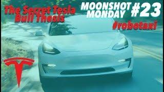 MOONSHOT MONDAY Tesla